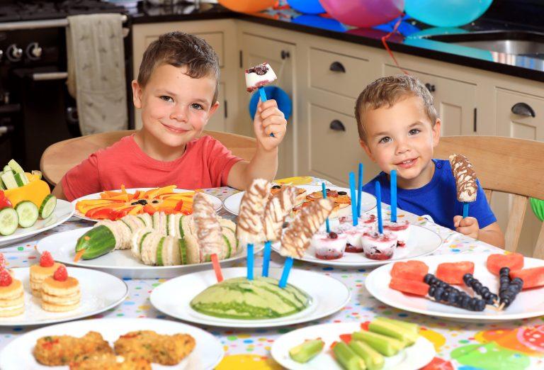 Kids Pary Food Idea Catherine Lippe Nutrition